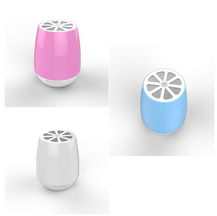 enceinte bluetooth lampe connect e pilotable distance. Black Bedroom Furniture Sets. Home Design Ideas